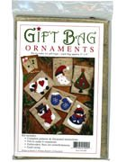 Gift Bag Ornaments