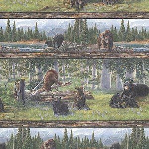 Bear Meadow - Stripe