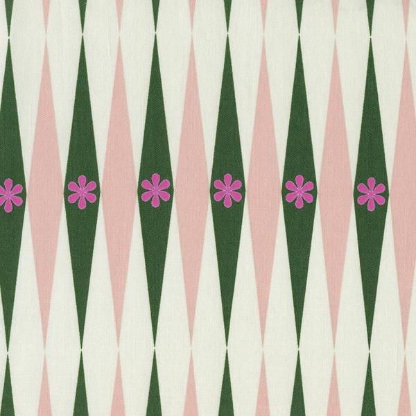 Melody Miller - Playful - Backgammonish - Green