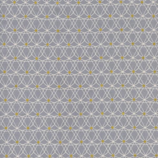 Jubilee! - Crinoline - Grey/Metallic Gold