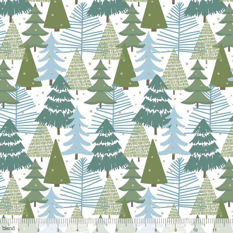Baubles & Boughs - Winter Wonderland - White