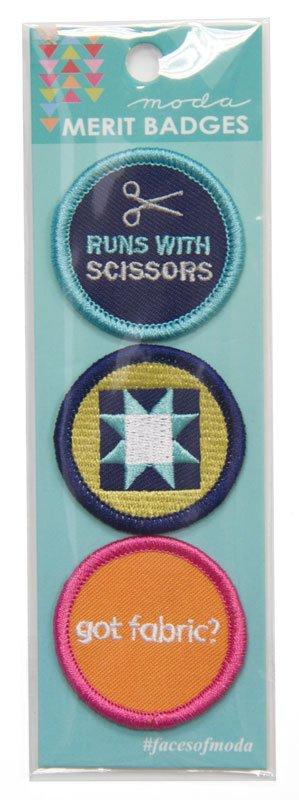 Moda Merit Badges - #1