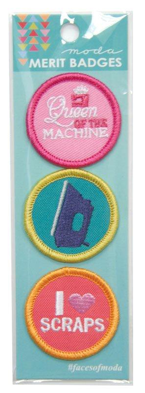 Moda Merit Badges - #5