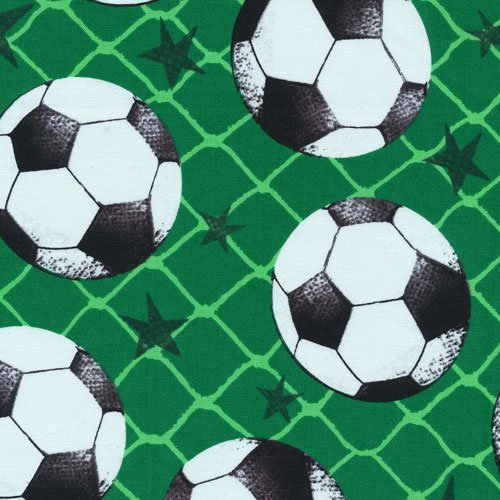 Farbi-Quilt - Sports! - Soccer