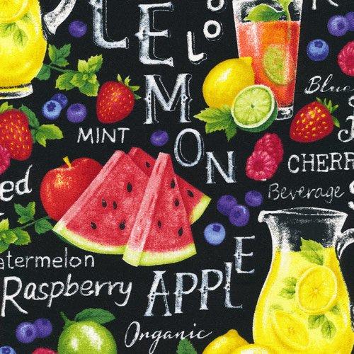 Fabri-Quilt - Farmer John's Garden Party - Lemonade