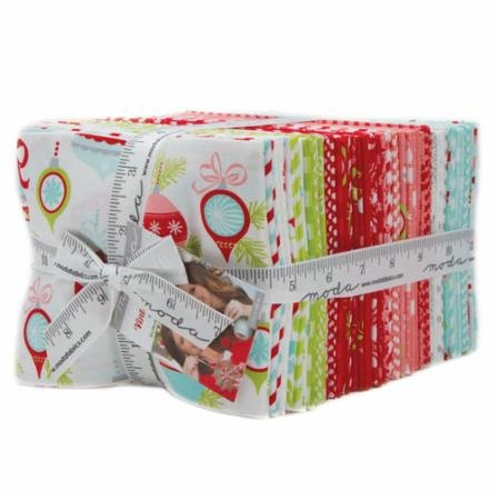 Bonnie & Camille - Vintage Holiday Fat Quarter Bundle