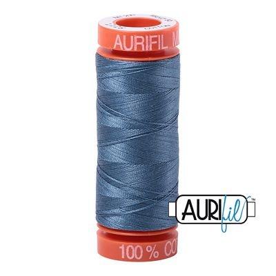 Aurifil 50wt 220yds - 1126 -  Blue Grey