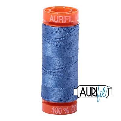 Aurifil 50wt 220yds - 1128 -  Light Blue Violet