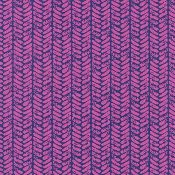 Sarah Watts - Honeymoon - Palm - Purple