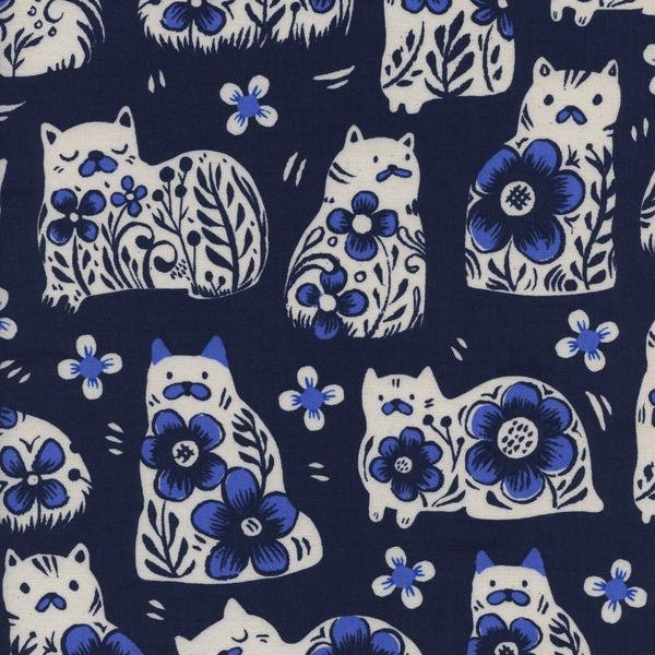 Sarah Watts - From Porto With Love - Sushi's Antiques - Navy