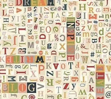 Letterpress - Typography Crossword