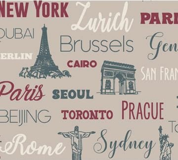 Destinations - Taupe Cities