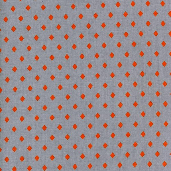 Sarah Watts - Frock Rayon - Gemstone - Orange