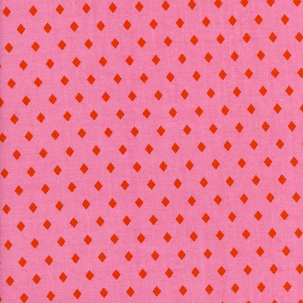 Sarah Watts - Frock Rayon - Gemstone - Pink