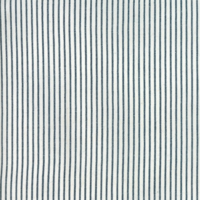 Oxford Wovens - Stripe - Navy