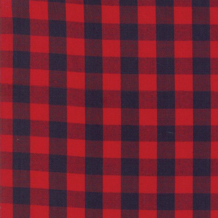 Oxford Wovens - Buffalo Check - Red