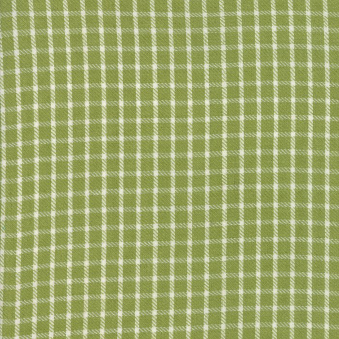 Oxford Wovens - Check - Green