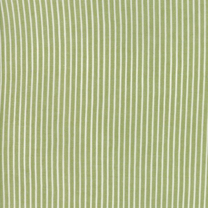 Oxford Wovens - Stripe - Green
