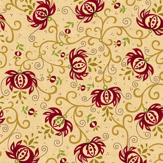 Kim Diehl -Spiced Pomegranat 108 wide back - 6631-84