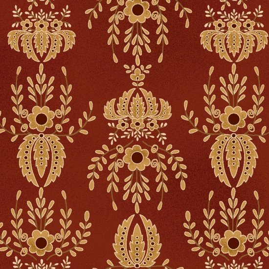 Kim Diehl - Farmstead Harvest - Damask - 6943-88