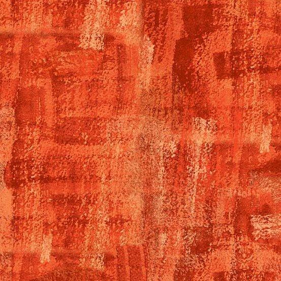 Andover - Brushline - Really Orange