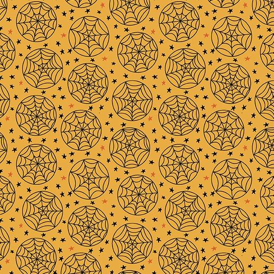 Haunting - Web Orbs - Yellow