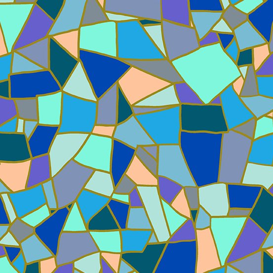 Andover - Mosaic - Mosaic Tile - Winter
