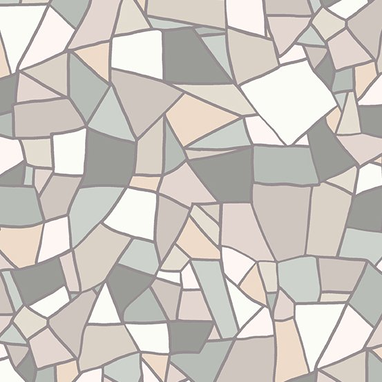 Andover - Mosaic - Mosaic Tile - Early Gray