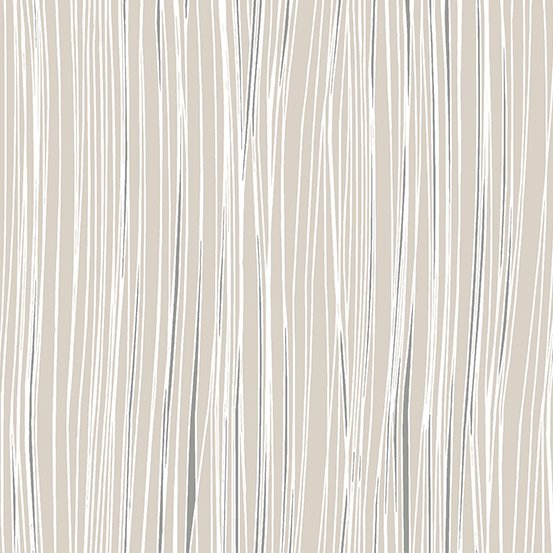 Andover - Mosaic - Organic Lines - Sand