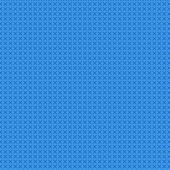 Cross Stitch - Kitchen Blue