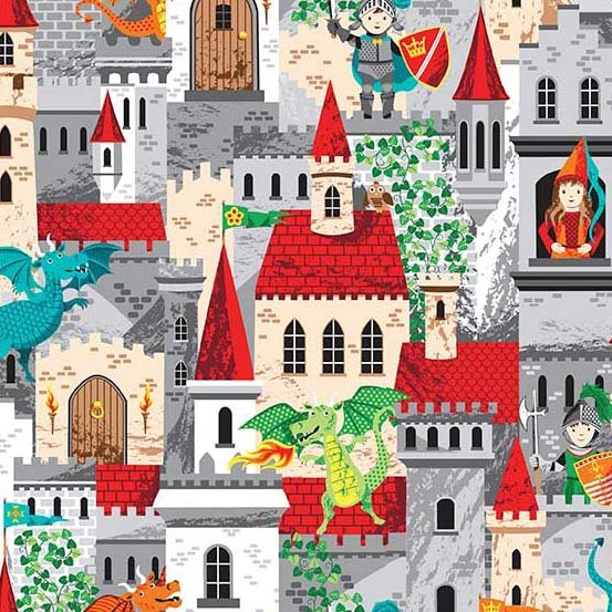 Andover - Dragonheart - Castles