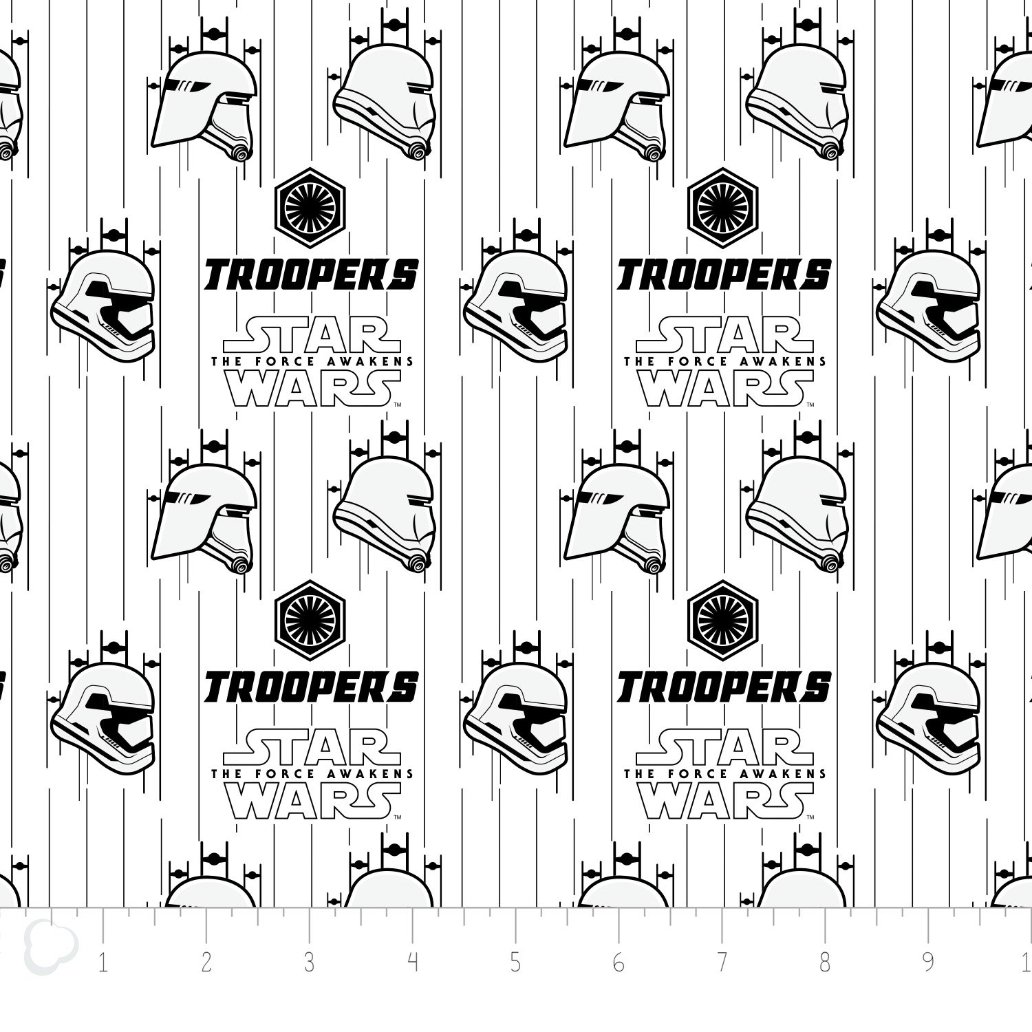 The Force Awakens - Stormtroopers - White