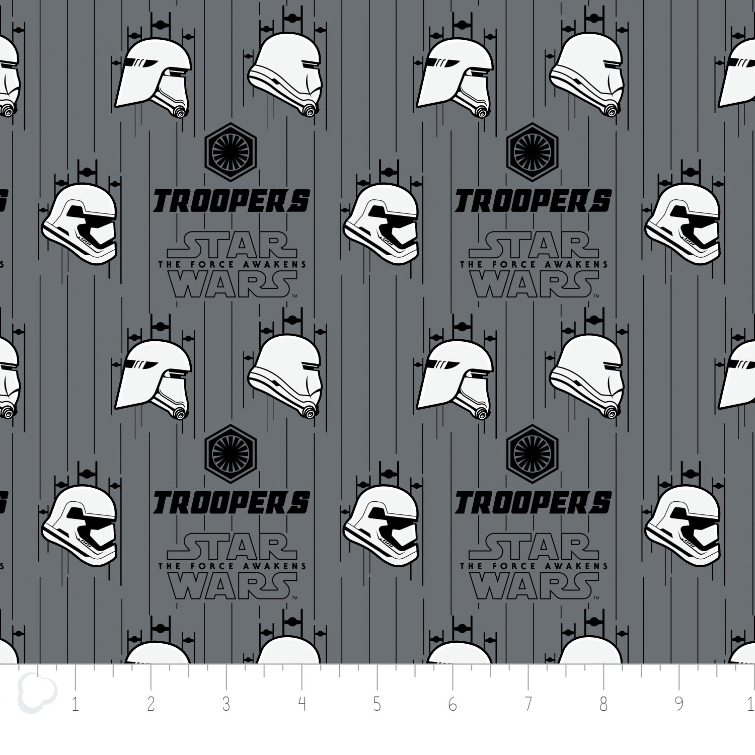 The Force Awakens - Stormtroopers - Iron
