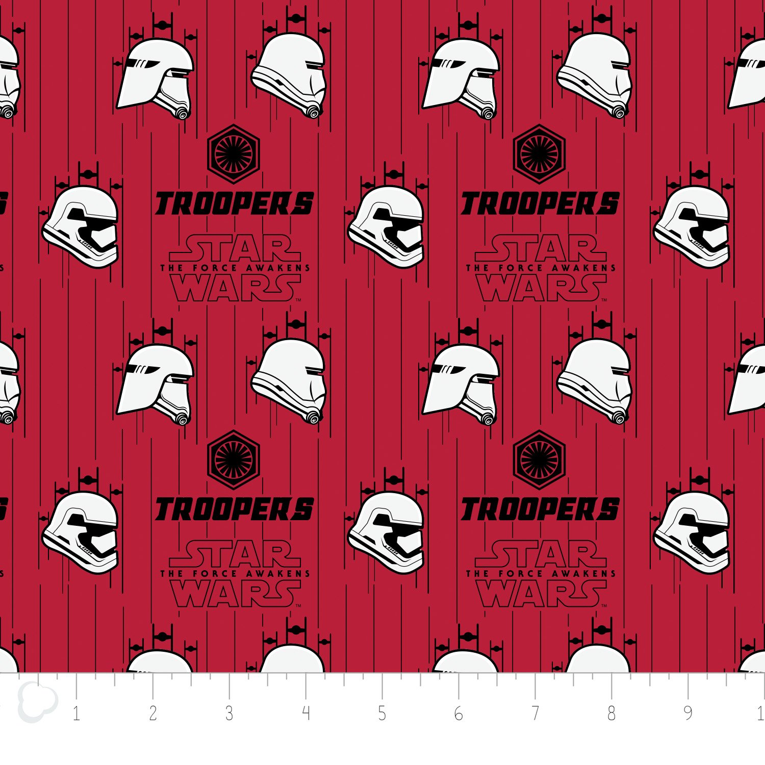 The Force Awakens - Stormtroopers - Ruby