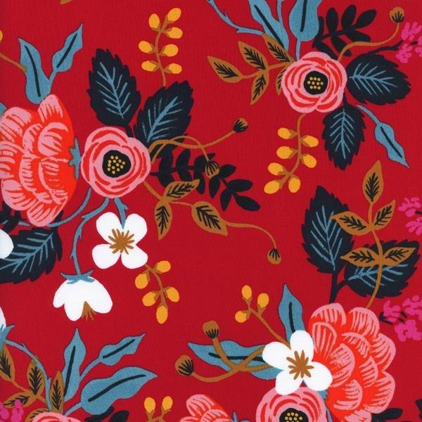 Rifle Paper Co - Les Fleurs Rayon - Brich Floral - Enamel