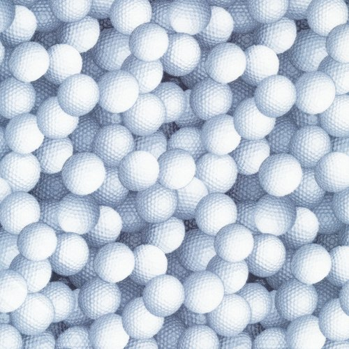 Fabri-Quilt - Sports! - Golf Balls