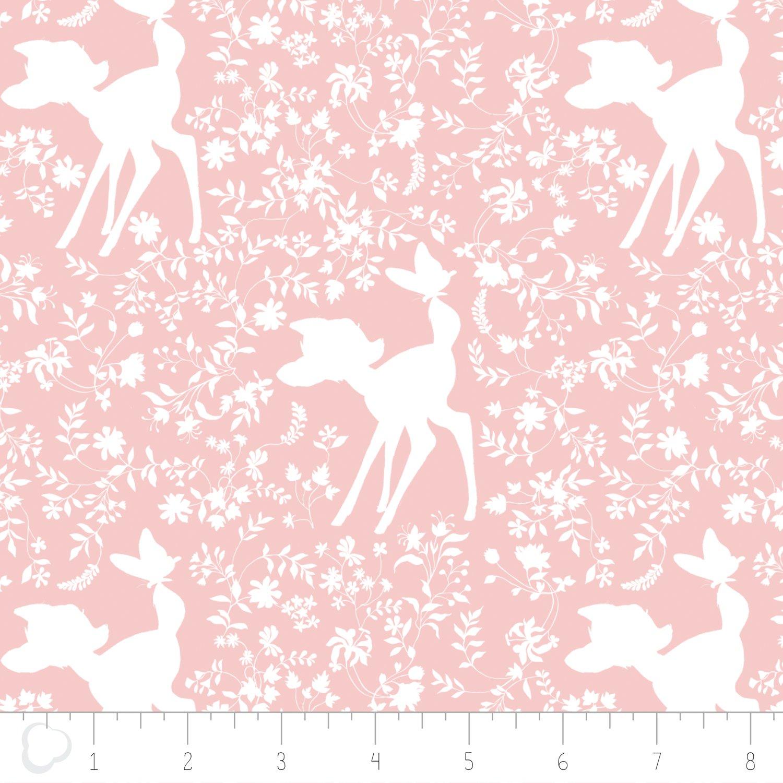 Bambi - Silhouette - Rose Quartz