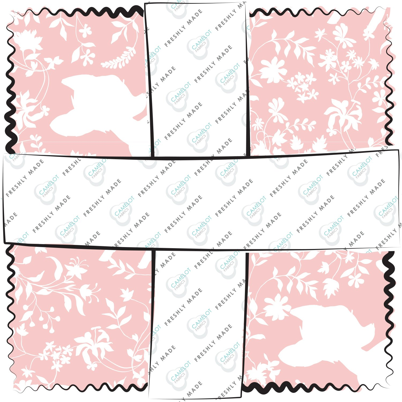 Bambi - 5 Squares