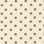 Fabri-Quilt - Lauren - Tossed Squares Ecru