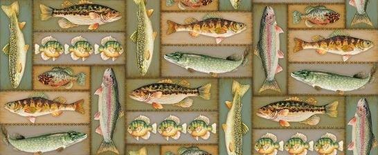 Jean Plout - Sunrise Ridge - Fish