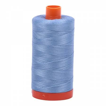 Aurifil 50WT 1422YD - 2720 - Light Delft Blue