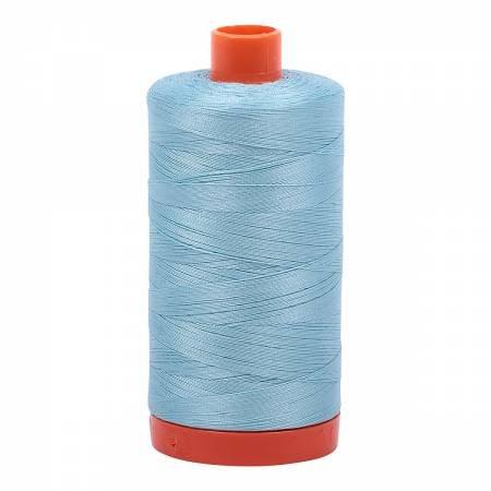Aurifil 50WT 1422YD - 2805 - Light Turquoise