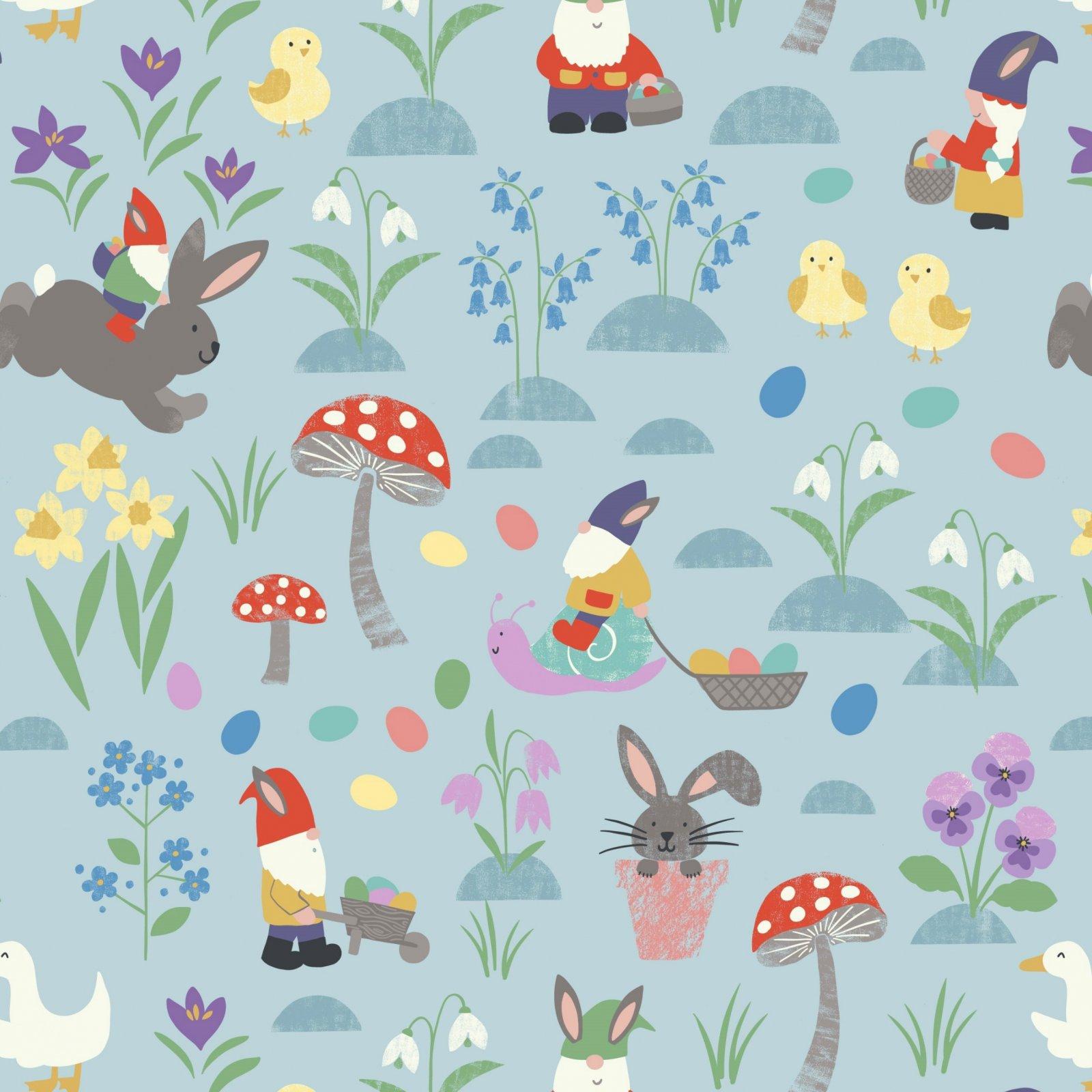 Jolly Spring - Jolly Egg Hunt - Blue