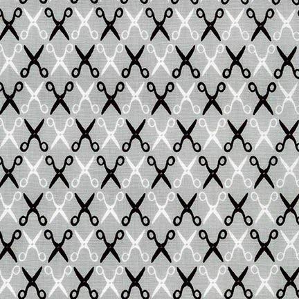 Robert Kaufman - Sewing Studio 2 - Grey