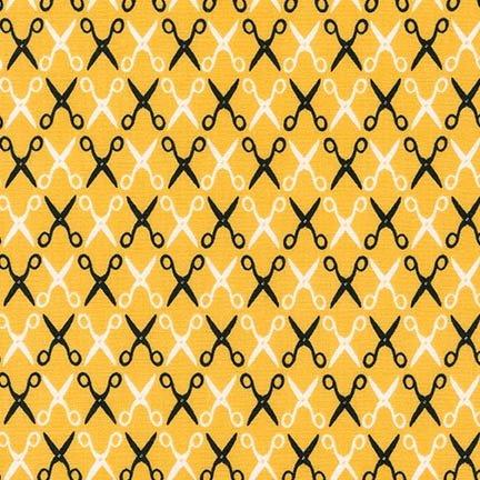 Robert Kaufman - Sewing Studio 2 - Yellow