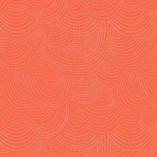 Dear Stella - Scallop Dot - Papaya