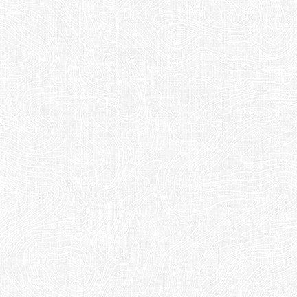 Collection CF - Wood Grain Ripple - White