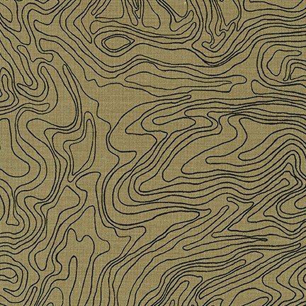 Collection CF - Wood Grain Ripple - Brown
