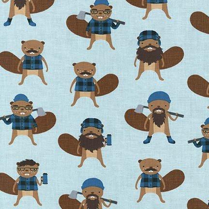 Burly Beavers - Denim