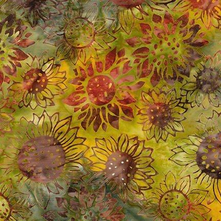 Robert Kaufman - Artisan Batiks - Cornucopia 7 - Harvest 15571